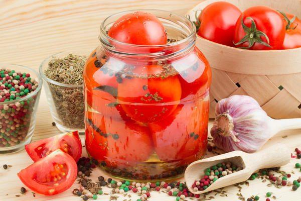 Потрясающие рецепты маринованных помидорчиков
