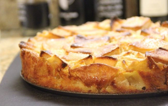 Простая выпечка из яблок рецепты с фото