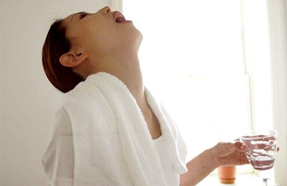 Домашний доктор: если болит горло