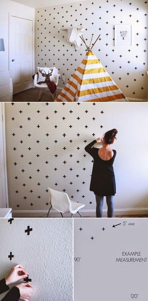 11 эффектных идей декора стен!