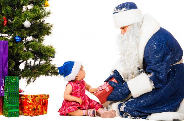 Страшный Дедушка Мороз