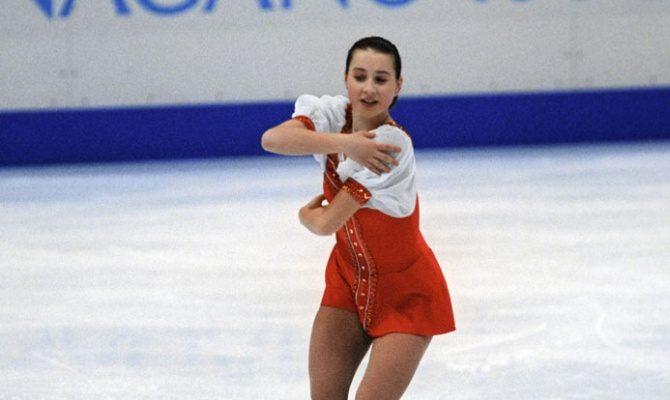 чемпионка в фигурном катании в нагано 1998