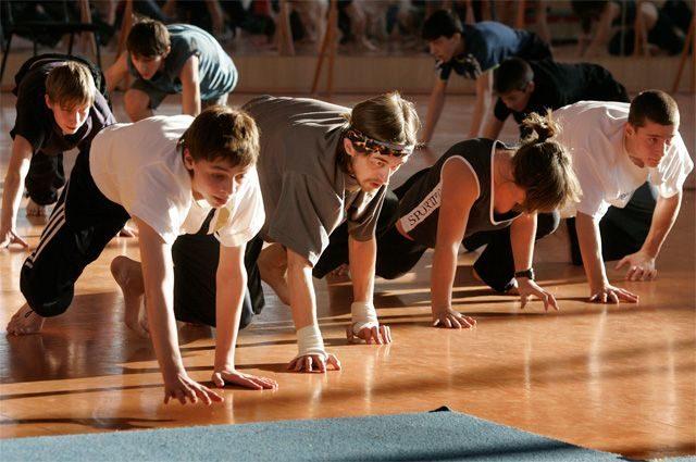 здоровы образ жизни развитие спорта