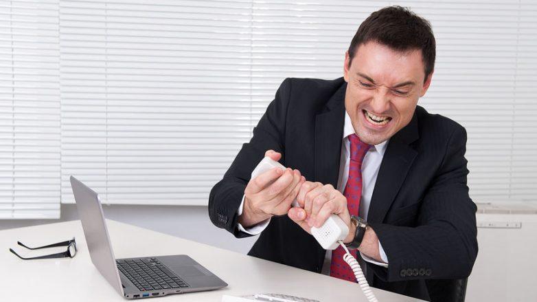 Как сохранить спокойствие на работе