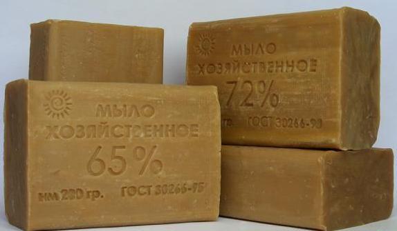 Уникальные свойства хозяйственного мыла