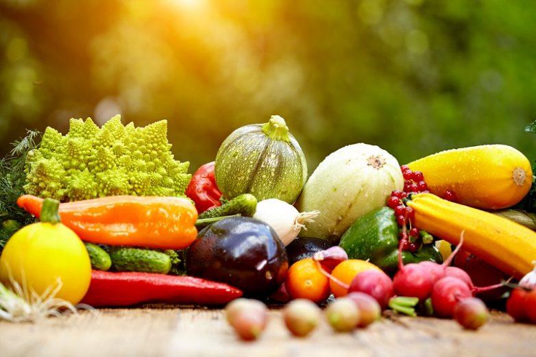 сырые овощи польза