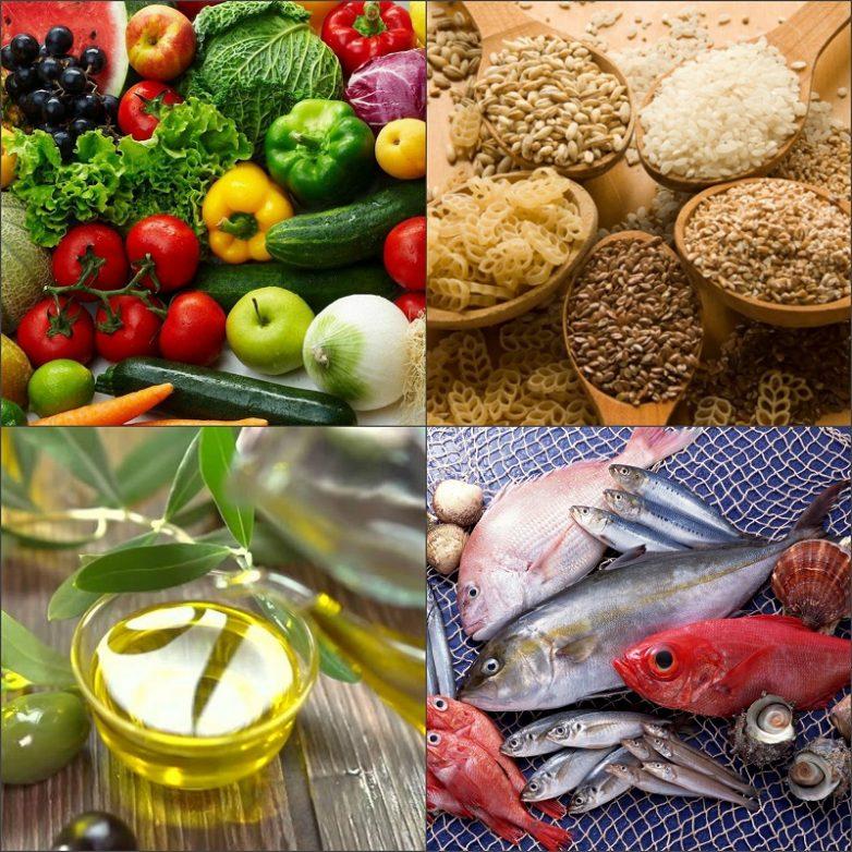 Средиземноморская диета - 8-е чудо света!