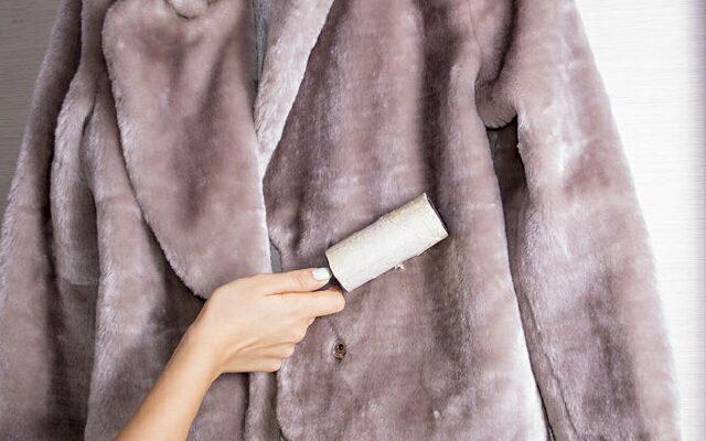 Почисть мутоновую шубу в домашних условиях