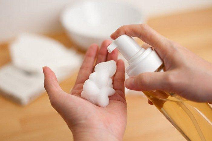 Пенка из мыла своими руками