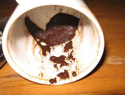 Гадание на кофейной гуще флаг