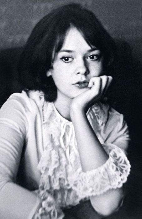 Полвека беззаветной любви Георгия Тараторкина и Екатерины Марковой. Екатерина Маркова в молодости