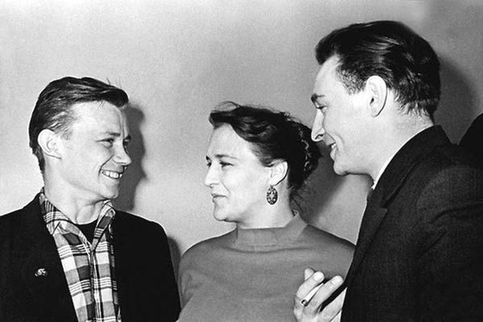 Три женщины и одно счастье Вячеслава Тихонова