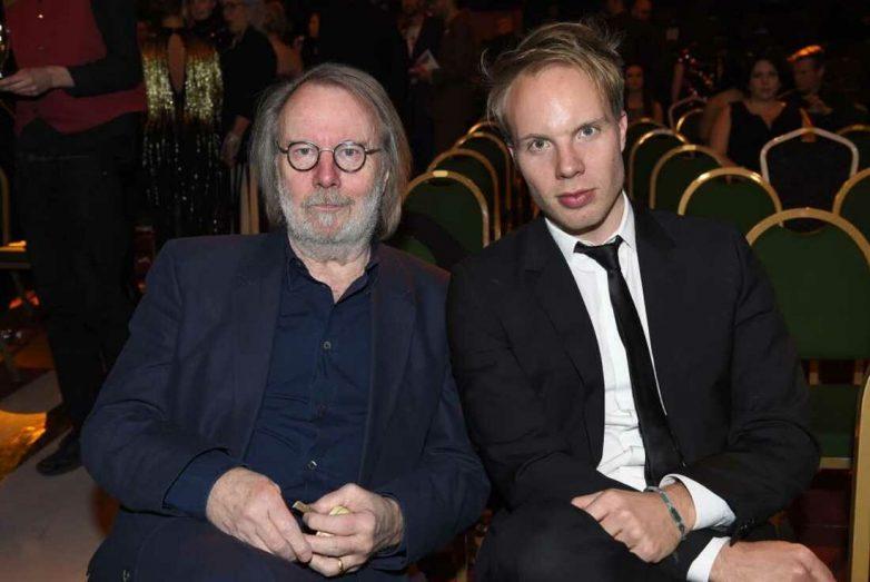 Чем занимаются дети участников ABBA знаменитости,звезды,известные люди,Знаменитости,abba,группа