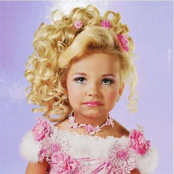 Конкурс красоты детские прически