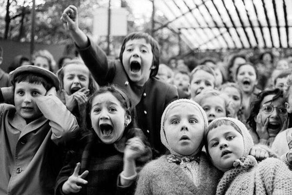 25 удивительных исторических фотографий, которые вы ещё не видели