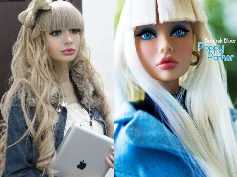 люди куклы до и после фото
