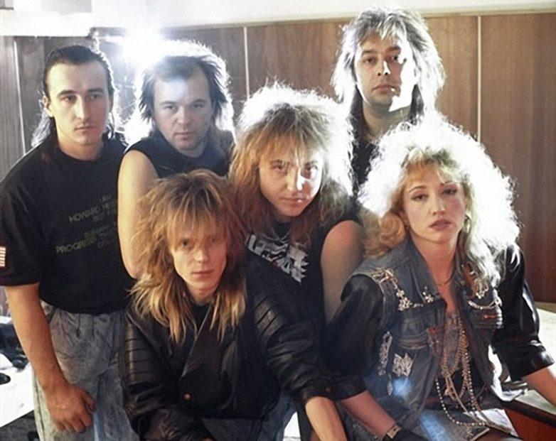 фото шатунов 1987
