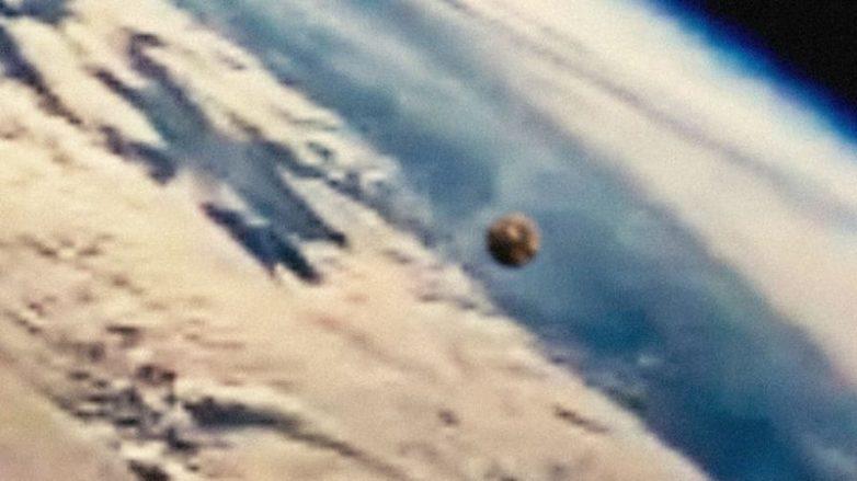 Кадры из архивов NASA со снимками НЛО.