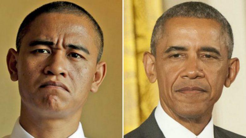 Как две капли воды. На кого похожи известные политики?
