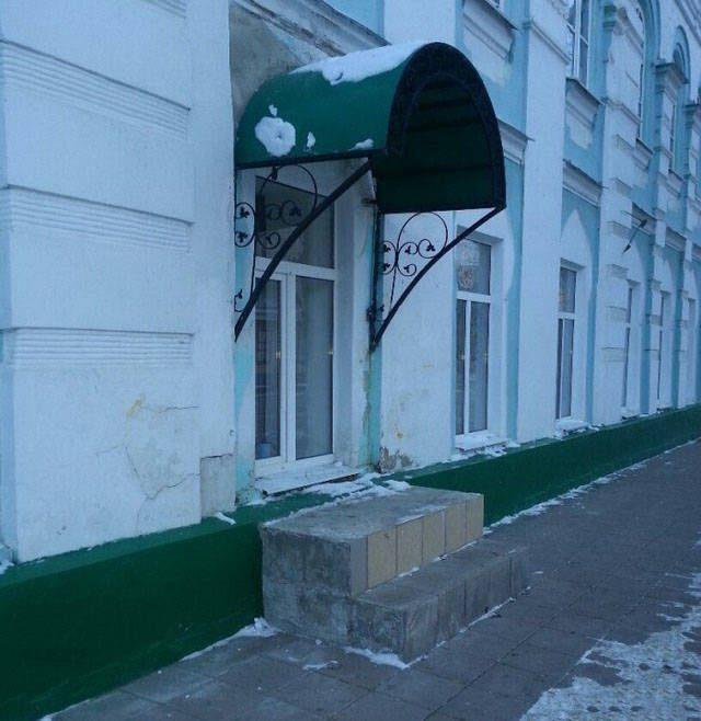 Такое может быть только в России. Не верите?