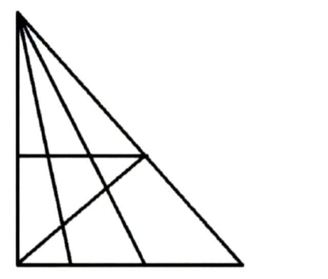 Если вы сможете найти 18 треугольников на этой картинке, то ваш IQ выше 120