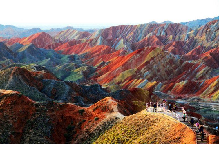 Такой разноцветный мир