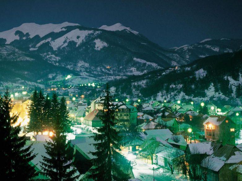 Новогодние праздники в Черногории!