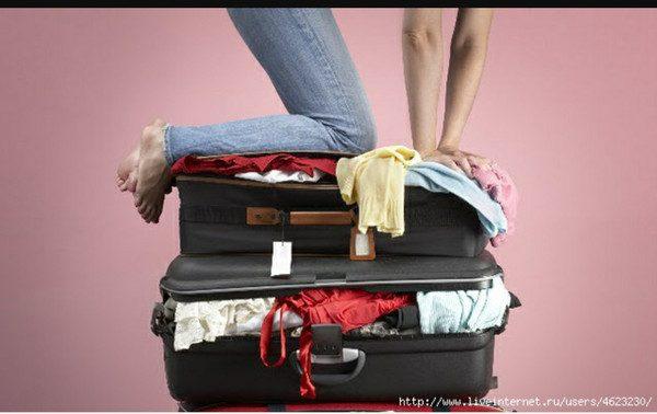 Советы и видеоинструкция по сбору чемодана, которые позволят вам упаковать в него полквартиры