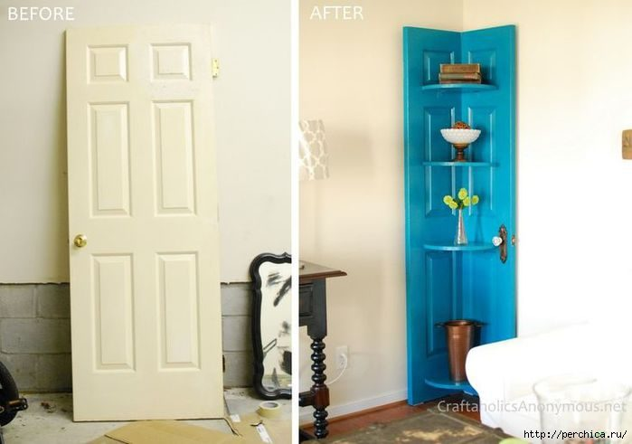 Как в квартире сделать двери