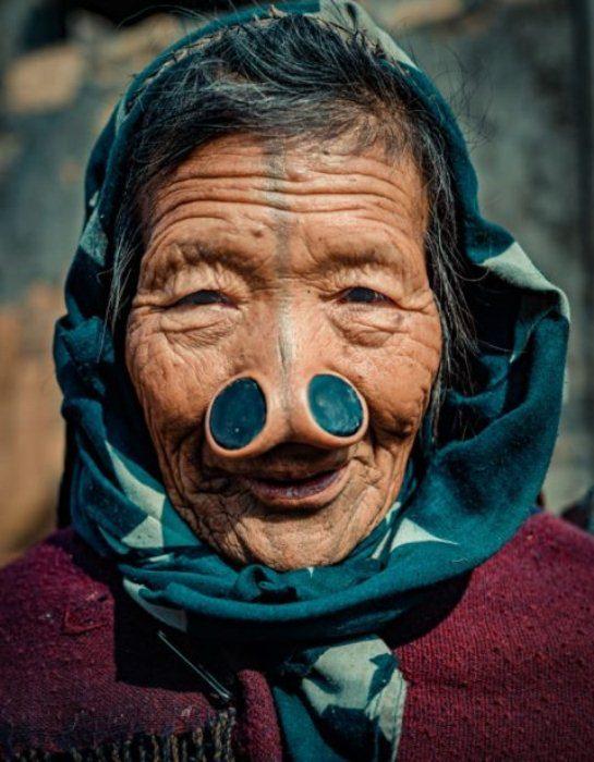 Старинная традиция народа апатани, которая нынче под запретом