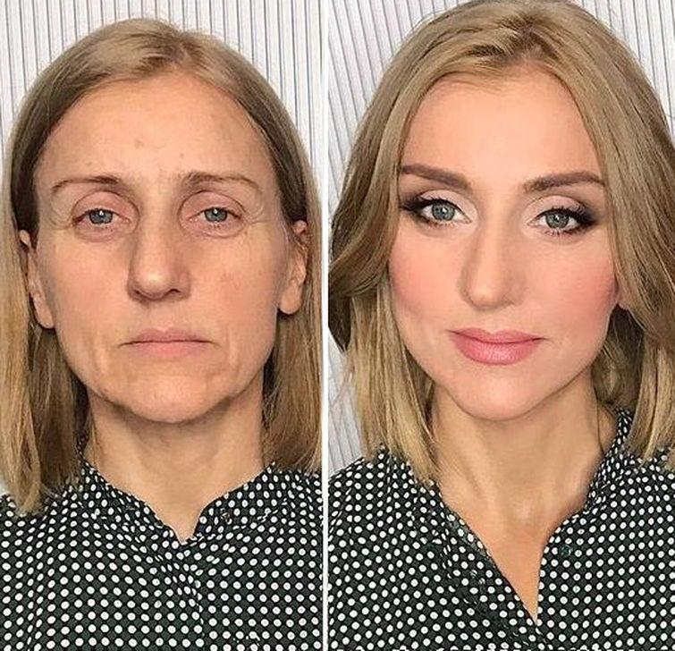 Российский визажист, который преображает женщин при помощи макияжа