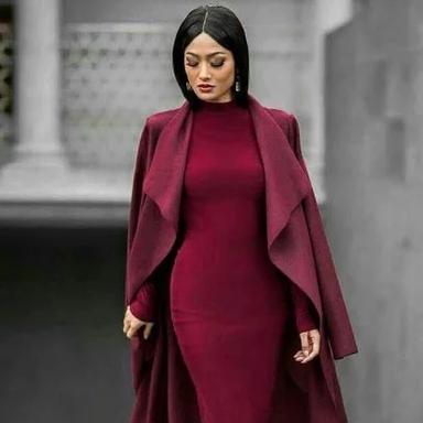 Как носить самый модный цвет этой осени
