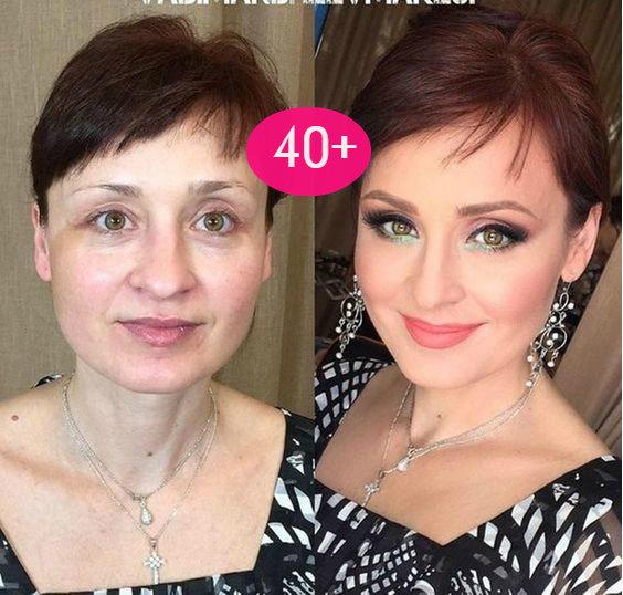 Секреты макияжа, которые должна усвоить каждая женщина к 40 годам