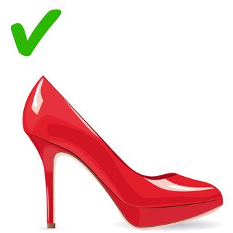 Как выбрать удобную обувь на каблуке
