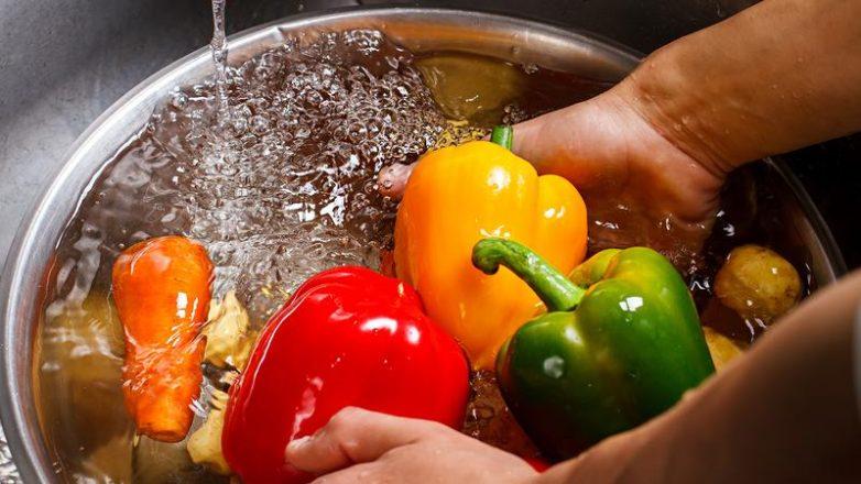 Советы, как удалить пестициды из продуктов