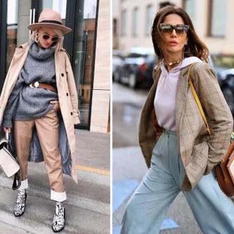 Стильные женские брюки 2019