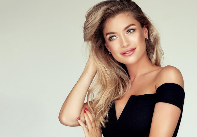 Важные преимущества естественного цвета волос