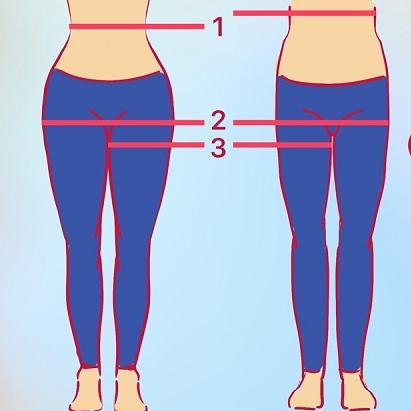 Особенности брючной и юбочной фигуры