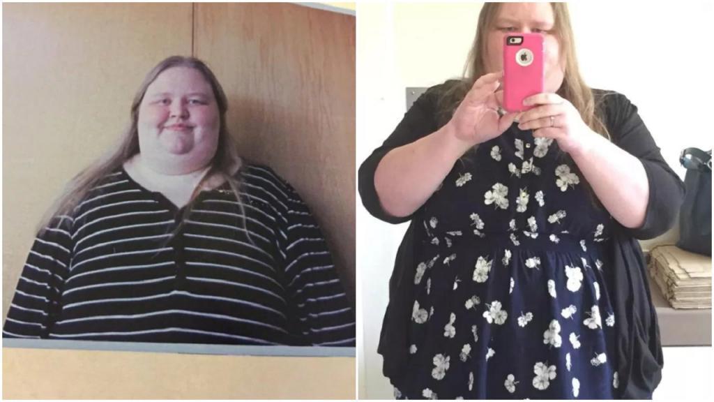 История невероятного похудения