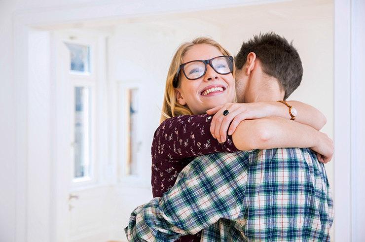 Почему нужно чаще обнимать близких