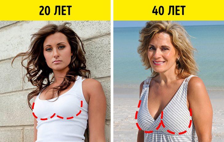 Почему одни женщины в 40 лет выглядят как девушки, а другие — как бабушки