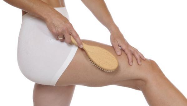 Как правильно делать домашний антицеллюлитный массаж