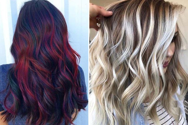 Как покрасить волосы к весне