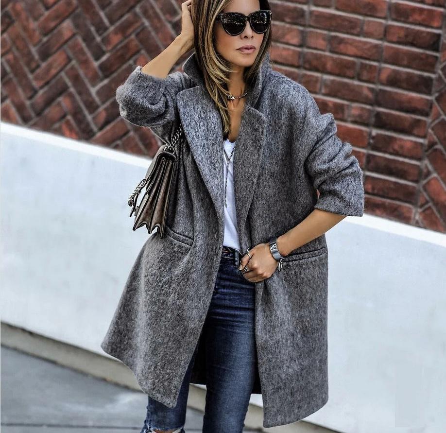 Модные короткие пальто