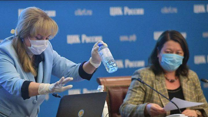 Центризбирком узаконил «голосование на пеньках»