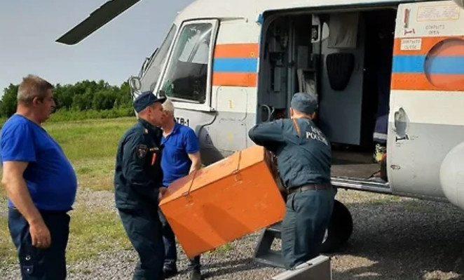 В авиакатастрофе на Камчатке погибли 28 человек