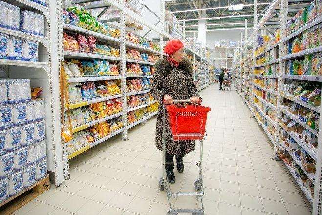 В Союзе потребителей прогнозируют осенний рост цен на большинство продуктов