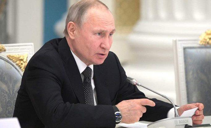 Путин перечислил нерешенные проблемы страны