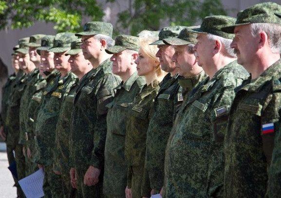 В России создадут второй фронт из запасников