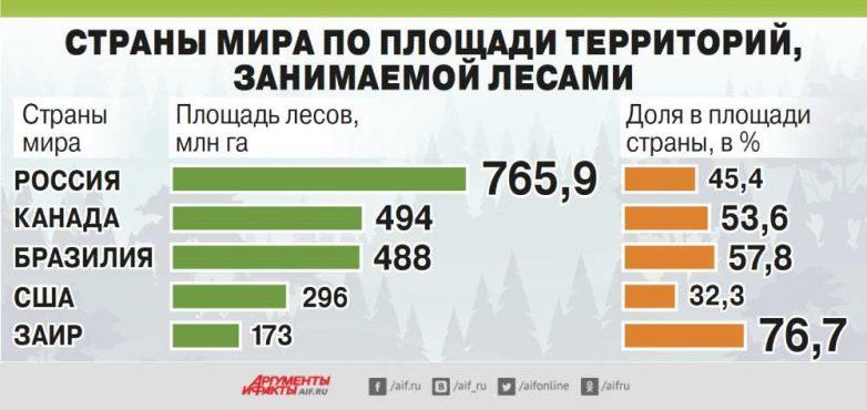 Лесные пожары в Якутии стали самыми масштабными на планете